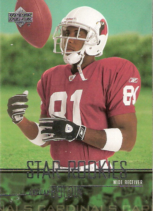 2003 Upper Deck #226 Anquan Boldin RC