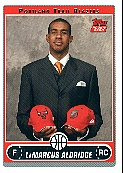 2006-07 Topps #241B LaMarcus Aldridge Draft RC