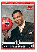 2006-07 Topps #246B Brandon Roy Draft RC