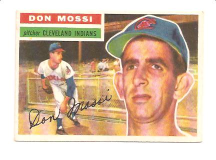 1956 Topps #39 Don Mossi