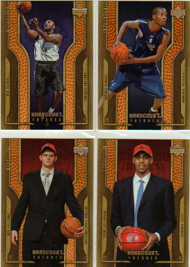 2006-07 Upper Deck Hardcourt #108 Thabo Sefolosha RC
