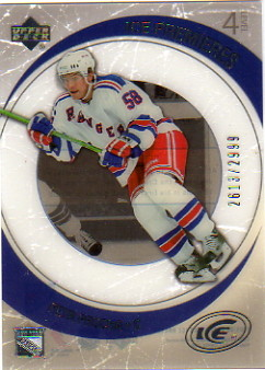 2005-06 Upper Deck Ice #158 Petr Prucha RC