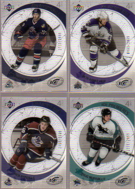 2005-06 Upper Deck Ice #223 Doug Murray RC