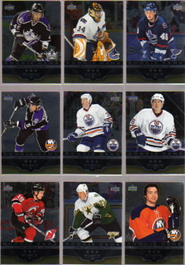 2005-06 Black Diamond #242 Matt Greene RC