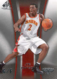 2006-07 SP Game Used #2 Joe Johnson