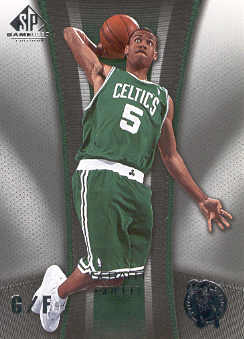 2006-07 SP Game Used #6 Gerald Green