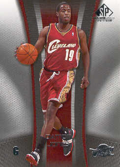 2006-07 SP Game Used #16 Damon Jones