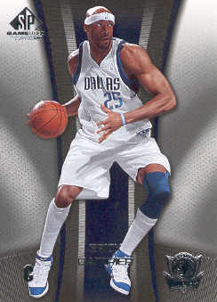 2006-07 SP Game Used #18 Erick Dampier