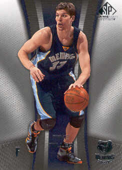 2006-07 SP Game Used #47 Mike Miller