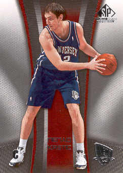 2006-07 SP Game Used #60 Nenad Krstic