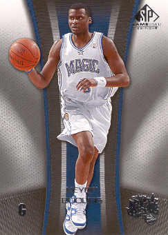 2006-07 SP Game Used #69 Keyon Dooling