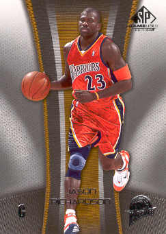 2006-07 SP Game Used #97 Jason Richardson