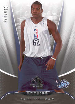 2006-07 SP Game Used #244 Paul Millsap RC