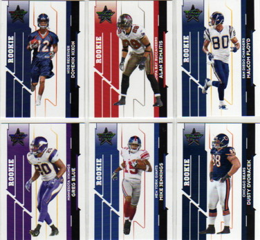 2006 Leaf Rookies and Stars #130 Malcom Floyd RC