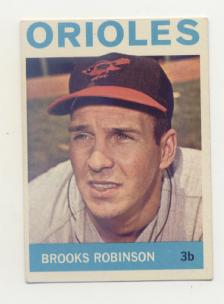 1964 Topps #230 Brooks Robinson