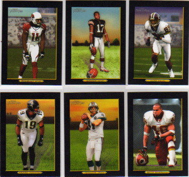 2006 Topps Turkey Red Black #97 Brandon Lloyd