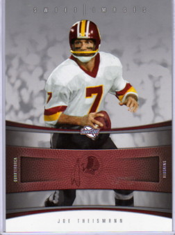 2006 Sweet Spot Sweet Images 5x7 #SIJT Joe Theismann