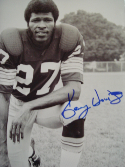Ken Houston Autographed 8 x 10 Redskins Picture with Coa