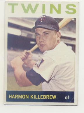 1964 Topps #177 Harmon Killebrew
