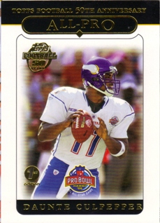 2005 Topps First Edition #331 Daunte Culpepper AP