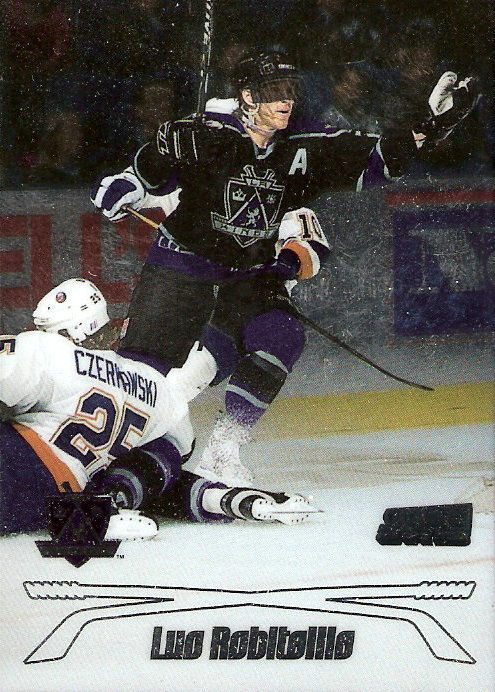 1999-00 Stadium Club One of a Kind #27 Luc Robitaille