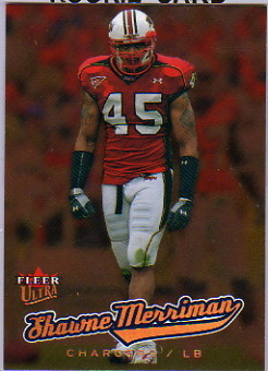2005 Ultra #237 Shawne Merriman RC