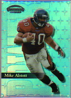 1999 Playoff Contenders SSD Power Blue #12 Mike Alstott