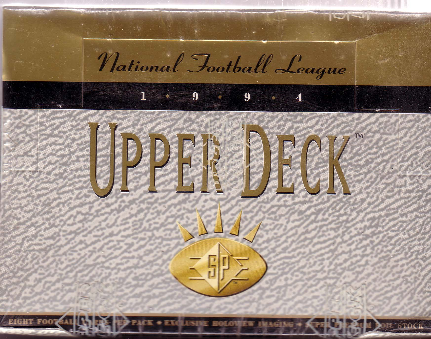 1994 UPPER DECK SP FOOTBALL