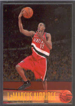 2006-07 Topps Chrome 1996-97 Variations #183 LaMarcus Aldridge