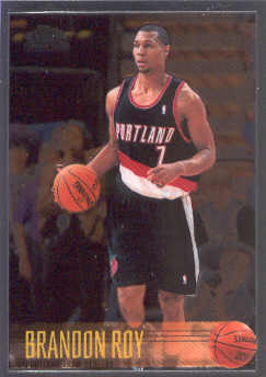 2006-07 Topps Chrome 1996-97 Variations #190 Brandon Roy