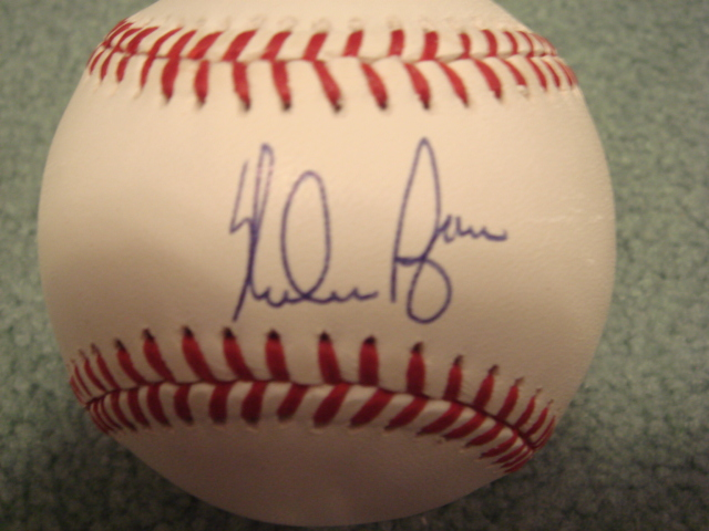 Nolan Ryan Autographed Official AL Baseball with Psa Coa