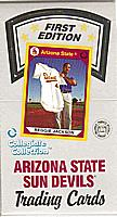 1990-91 Collegiate Collection Arizona State University box - 36 packs