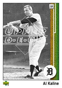 2007 Upper Deck 1989 Reprints #AK Al Kaline