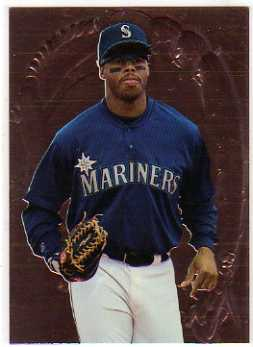 1995 Flair Hot Gloves #3 Ken Griffey Jr.