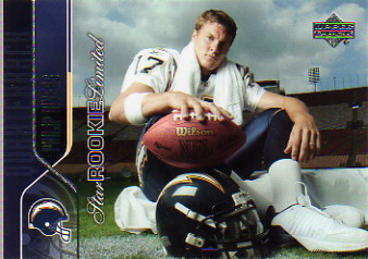 2004 Upper Deck #205 Philip Rivers RC