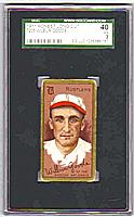 1911 T205 Gold Border #76 William Goode (Good)