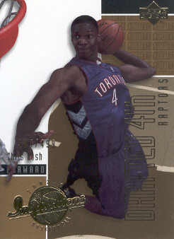2002-03 Upper Deck Inspirations #159 Chris Bosh XRC