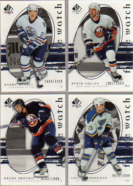2005-06 SP Authentic #227 Danny Syvret RC
