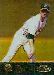2001 Topps Gold Label Class 1 Gold #110 Tim Hudson