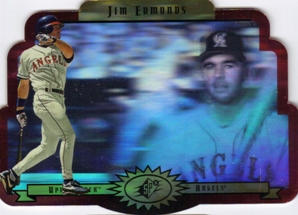 1996 SPx Gold #11 Jim Edmonds