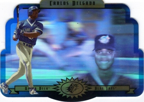 1996 SPx Gold #60 Carlos Delgado