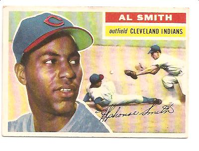 1956 Topps #105 Al Smith
