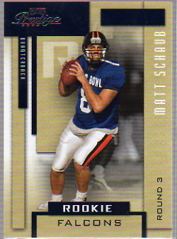 2004 Playoff Prestige #199 Matt Schaub RC