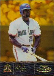 2001 Topps Gold Label Class 1 Gold #18 Carlos Delgado