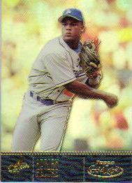 2001 Topps Gold Label Class 2 #1 Adrian Beltre
