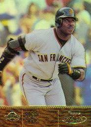 2001 Topps Gold Label Class 2 #8 Barry Bonds