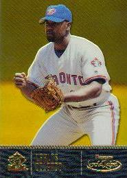 2001 Topps Gold Label Class 2 Gold #18 Carlos Delgado