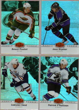 2006-07 Flair Showcase #312 Ladislav Smid RC