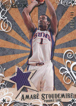 2006-07 Topps Luxury Box Mezzanine Relics #AS Amare Stoudemire