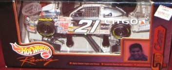 1999 Hot Wheels Select Clear 1:24 #21 E.Sadler/Citgo